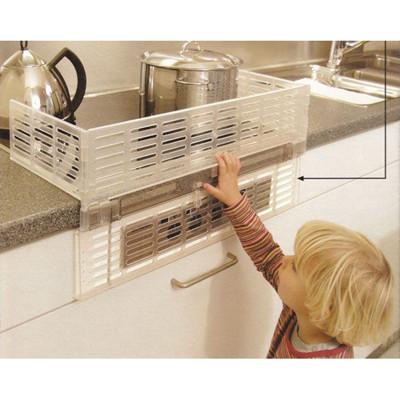 Защитный экран на кухню своими руками 18