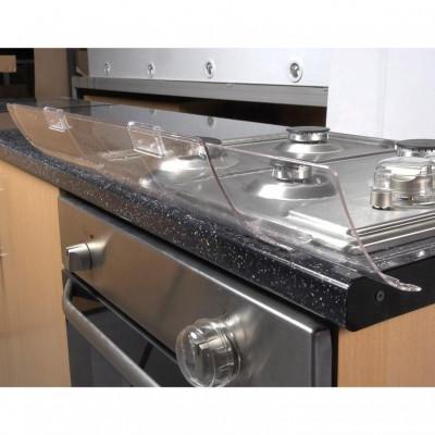 Защитный экран на кухню своими руками 36