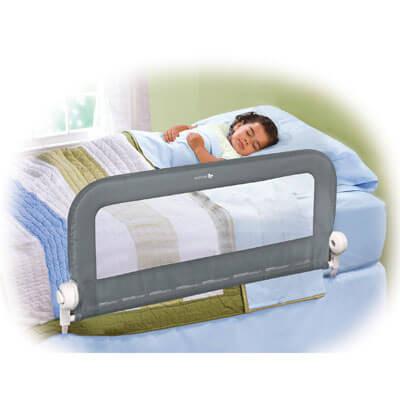 Защитный барьер на кровать badrail gro 90*51 см grey 12636 summer IC43
