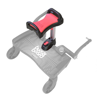 Cедло для подножки Buggy board saddle Red 3002